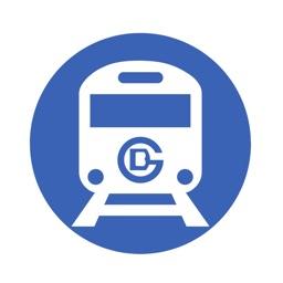 北京地铁通 - 北京地铁公交出行导航路线查询app