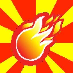 Magi Fire Rush: Forest Thunder