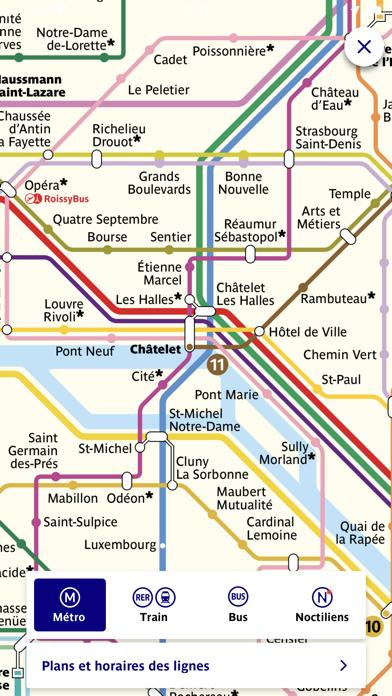 messages.download RATP - Bus Métro RER à Paris software