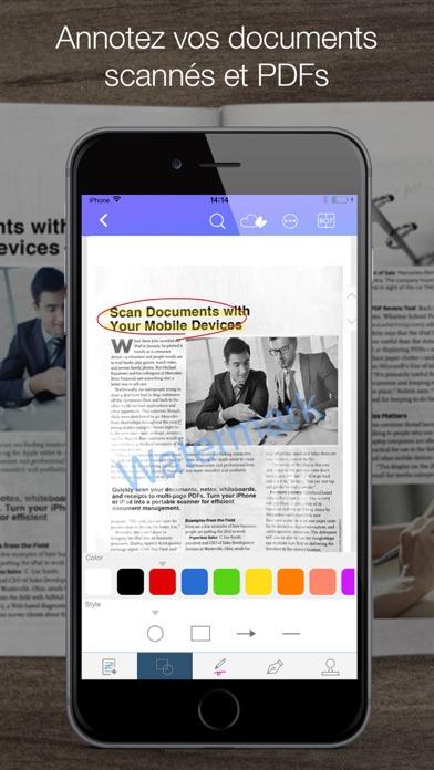 Screenshot for Pocket Scanner Ultimate in France App Store