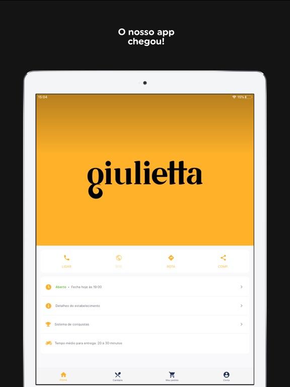 Giulietta screenshot 7