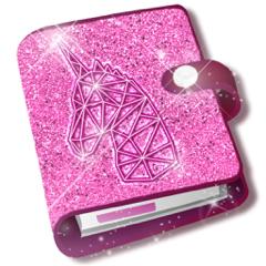 Diamond Glitter Diary