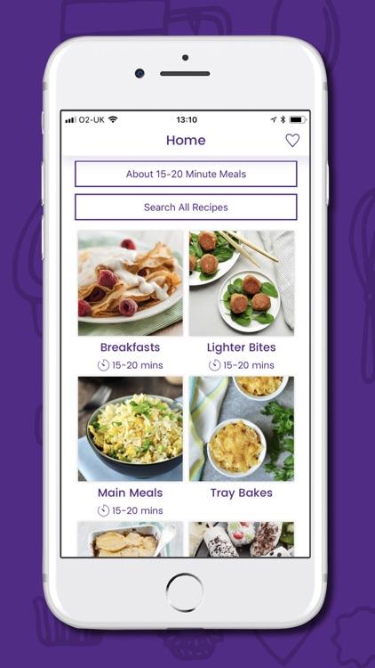 15-20 Minute Meals & Traybakes