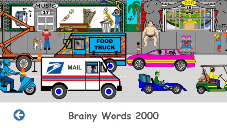Brainy Words 2000