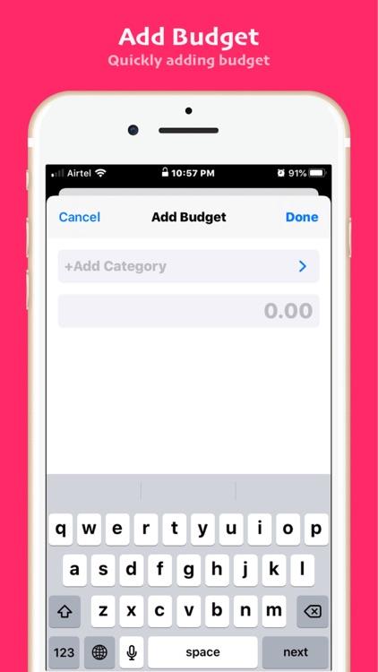 Personal Budget-Pro screenshot-4
