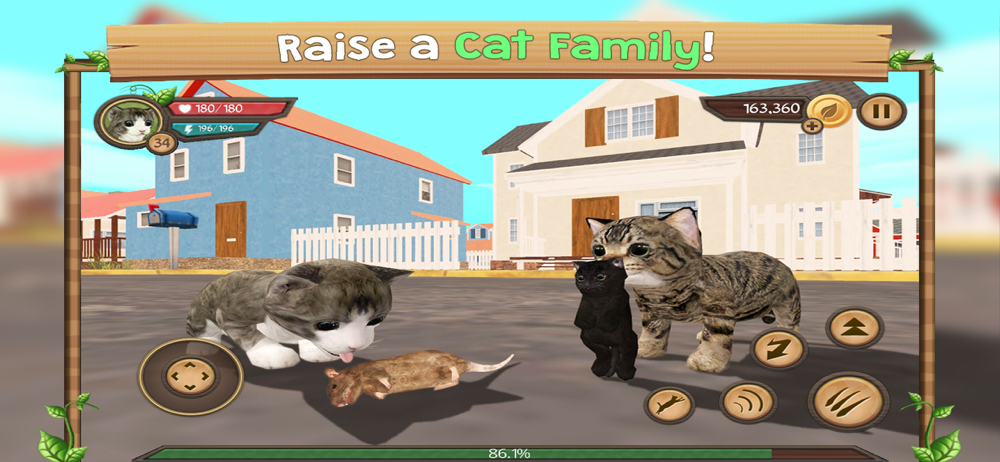 Cat Sim Online Play With Cats , Revenue \u0026 Download