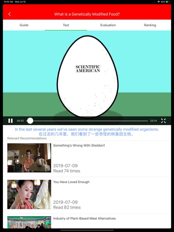 Ten Minutes English screenshot 5