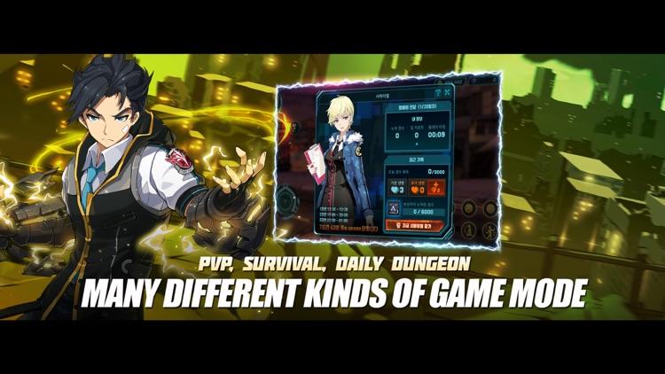 SoulWorker ZERO screenshot-8