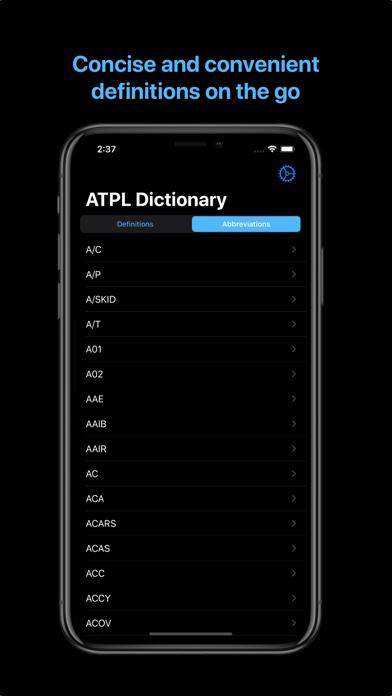 ATPL Dictionaryのおすすめ画像2