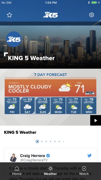 KING 5 News for Seattle/Tacoma screenshot-1