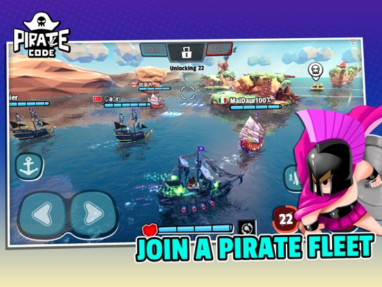 Pirate Code screenshot 7
