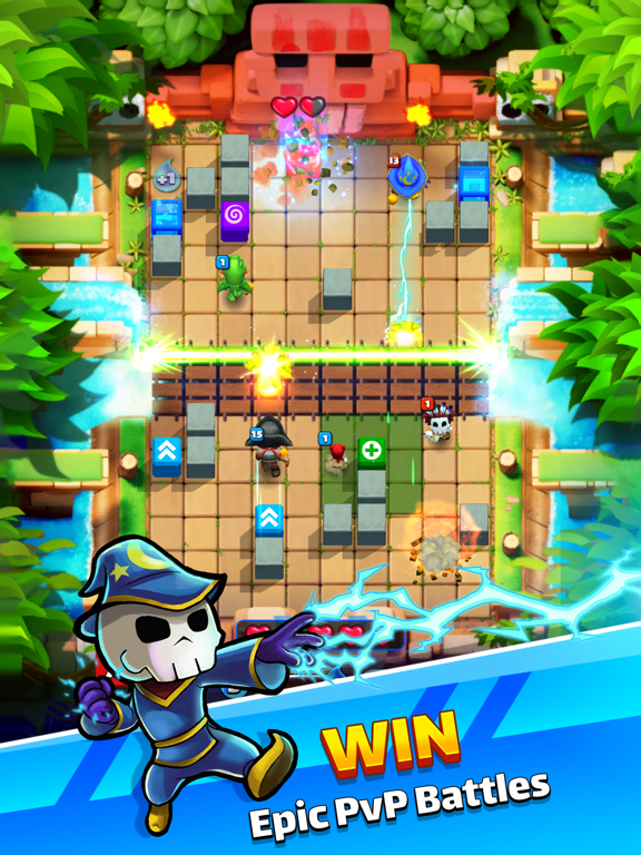 Magic Brick Wars screenshot 9