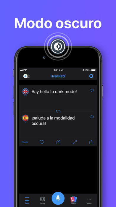 Descargar iTranslate Traductor para Android