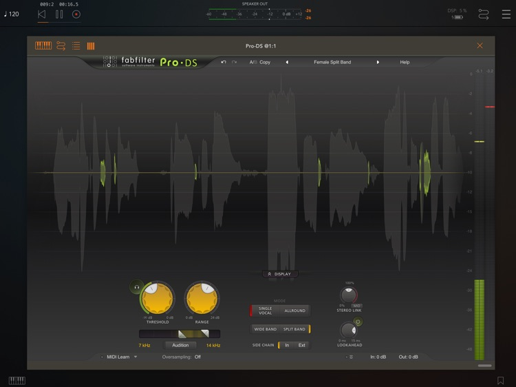 FabFilter Pro-DS screenshot-2