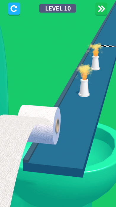 Toilet Games 3D screenshot 1