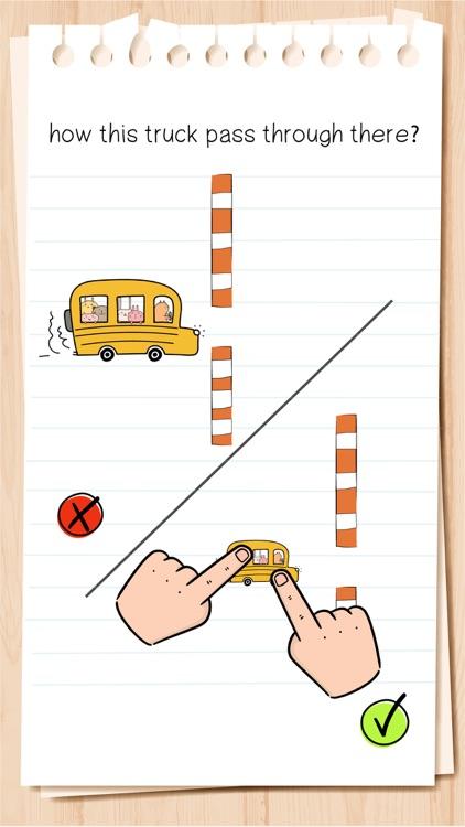 Brain Test: Tricky Puzzles screenshot-9