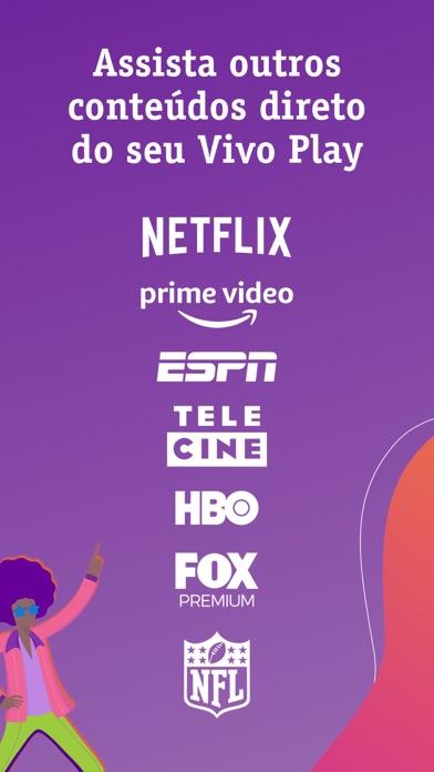 Foto do Vivo Play - Filmes, Séries, TV