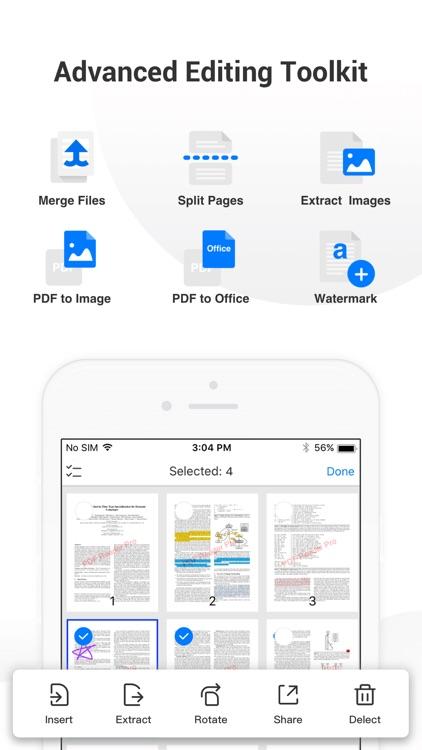 PDF Reader Pro - Sign,Edit PDF screenshot-4
