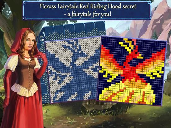 Picross Fairytale screenshot 1