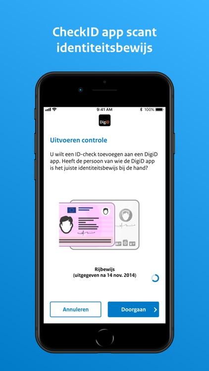 CheckID voor DigiD screenshot-3