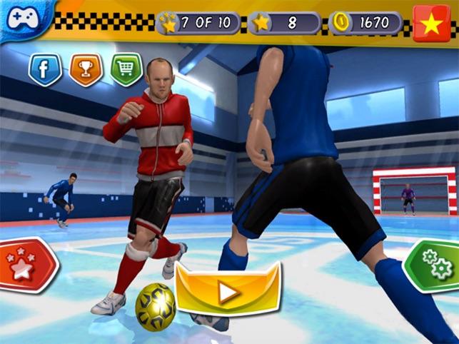Indoor Soccer 2021: Futsal Cup