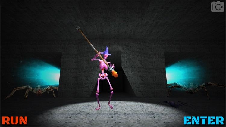 Pixel Skeleton Shot : Dark War