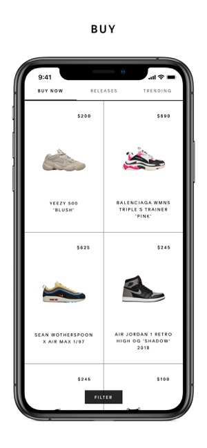 f76203574aaf70 GOAT – Shop Sneakers on the App Store