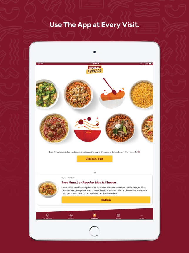 Noodles-World Kitchen on the App Store