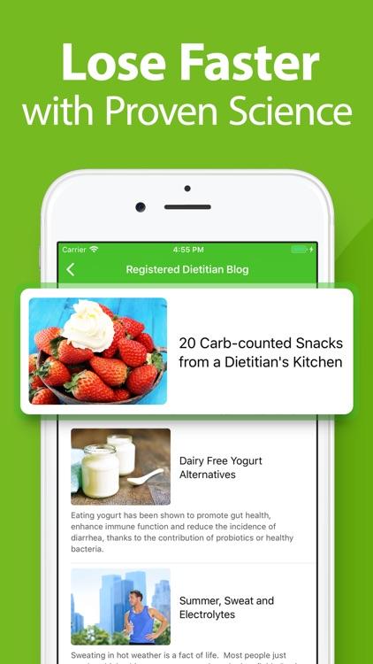 Calorie Counter PRO MyNetDiary screenshot-6