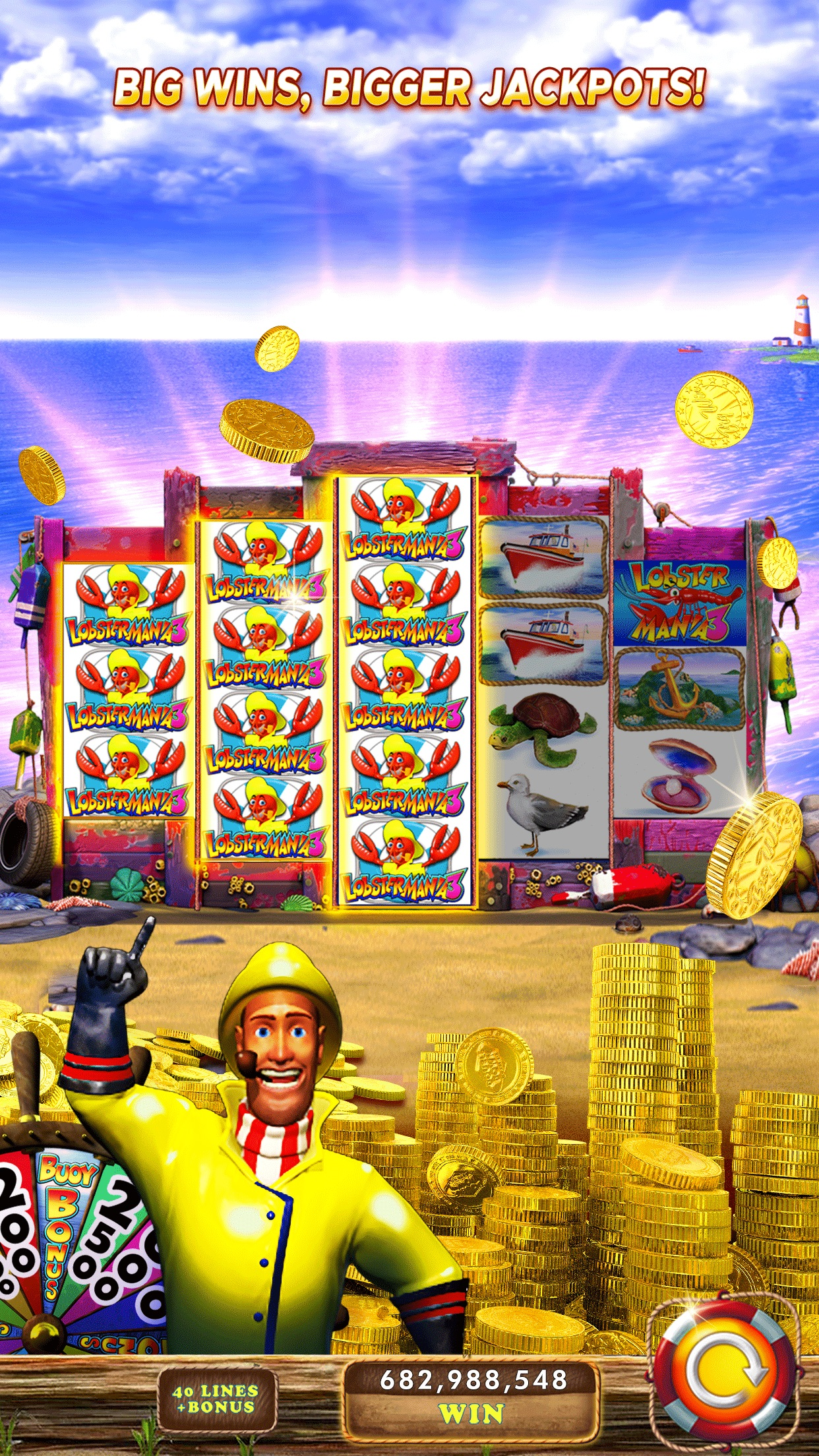 DoubleDown Casino Slots Games Screenshot