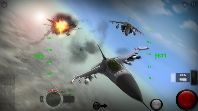 AirFighters Combat Flight Sim screenshot-4