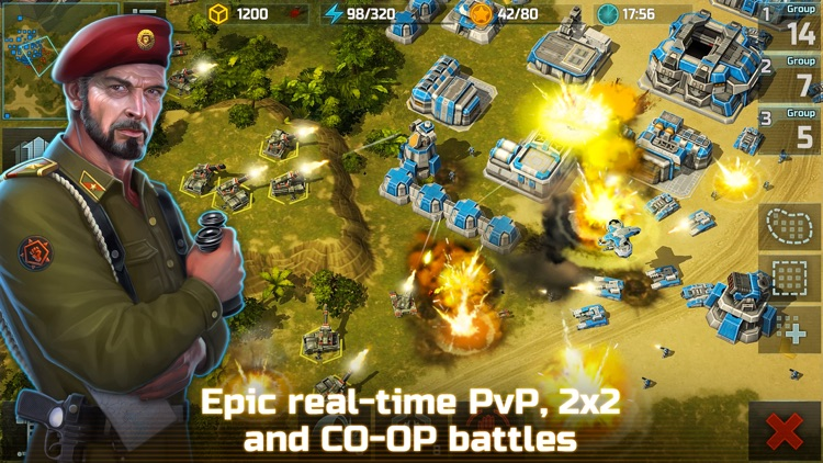 Art Of War 3:RTS Strategy Game screenshot-5