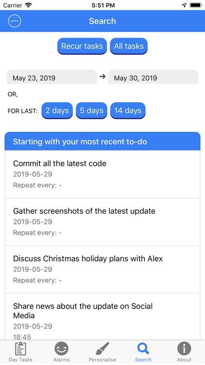 My Day To-Do - Smart Task List screenshot-6