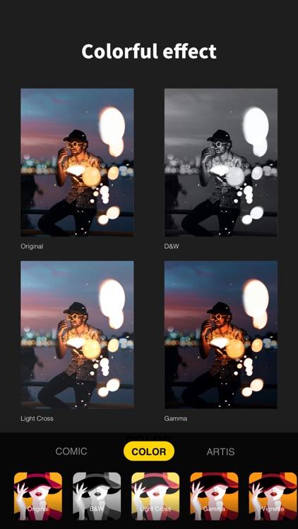 Aha Photo Lab screenshot-5