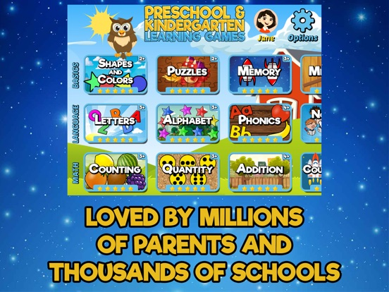 Preschool & Kindergarten Games-ipad-3