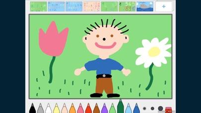 Ellou - kid draw and paint screenshot #1