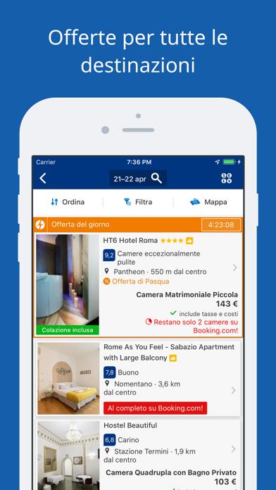 Booking.com Offerte di viaggio