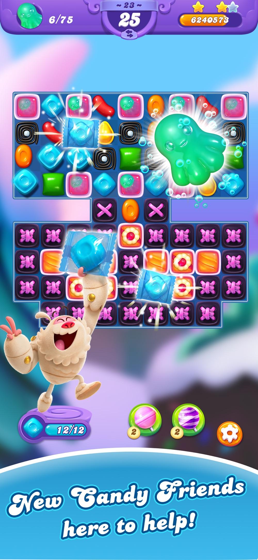 Candy Crush Friends Saga hack tool