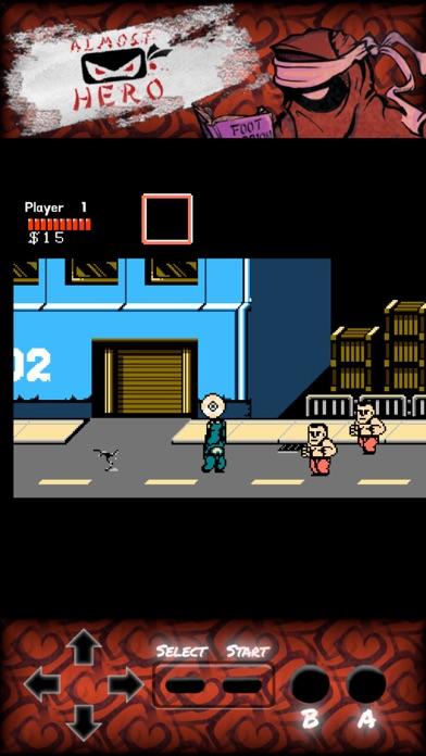 Almost Hero: Retro Hero screenshot 3
