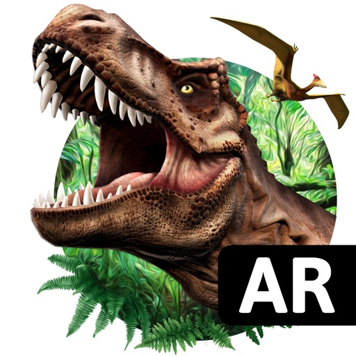 Monster Park - AR Dino World icon