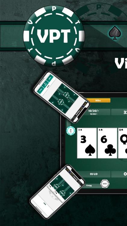 Virtual Poker Table