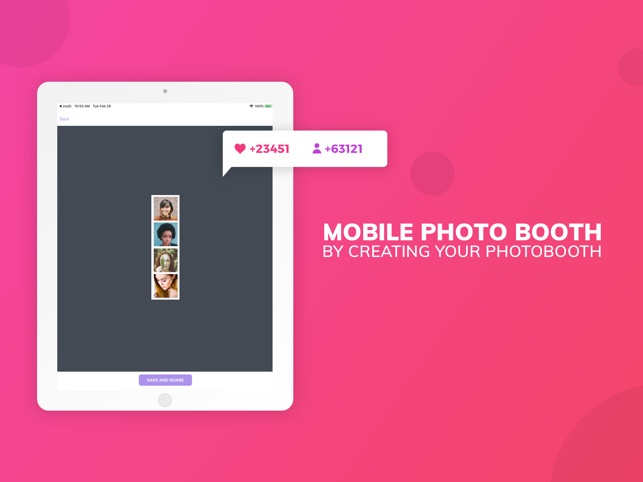 Get 1000 Likes for MagicBooth on the App Store