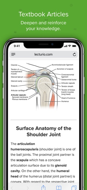 Lecturio Medical Education on the App Store