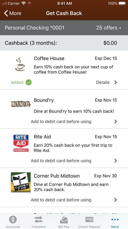 Western Heritage Bank Mobile screenshot-6