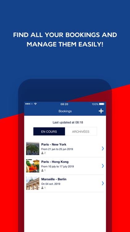 Air France screenshot-4
