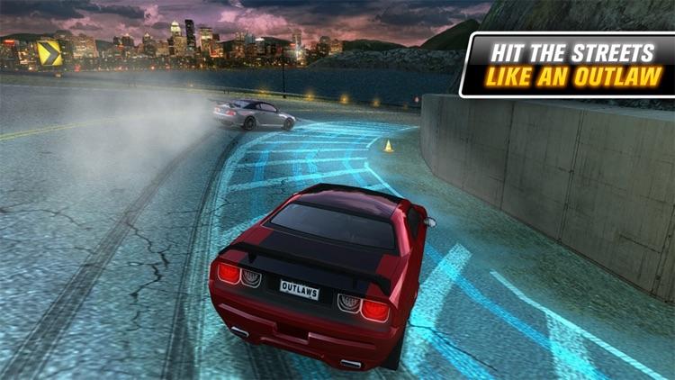 Drift Mania Street Outlaws Pro screenshot-0
