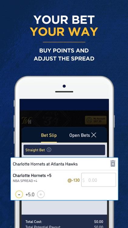William Hill NJ Sports Betting screenshot-3