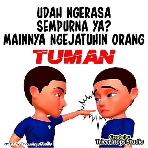 Stiker TUMAN Terbaru image