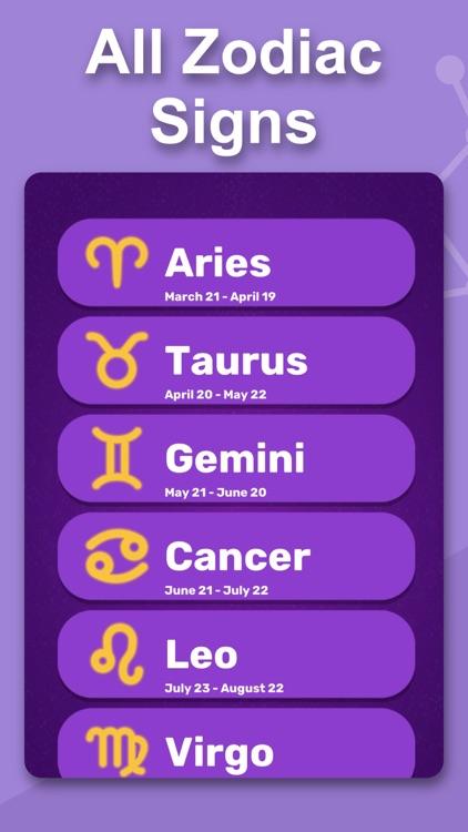Horoscope Daily - horoscopes