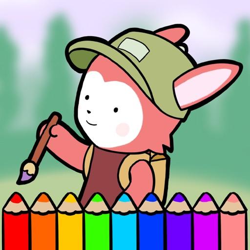 Coloring Book 4 Kids